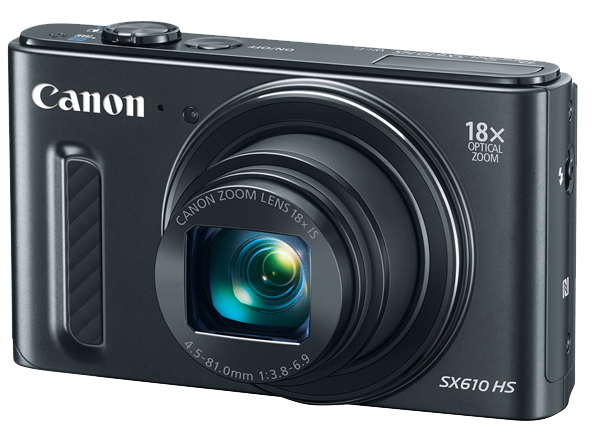 Canon Digital Camera Image PNG Image