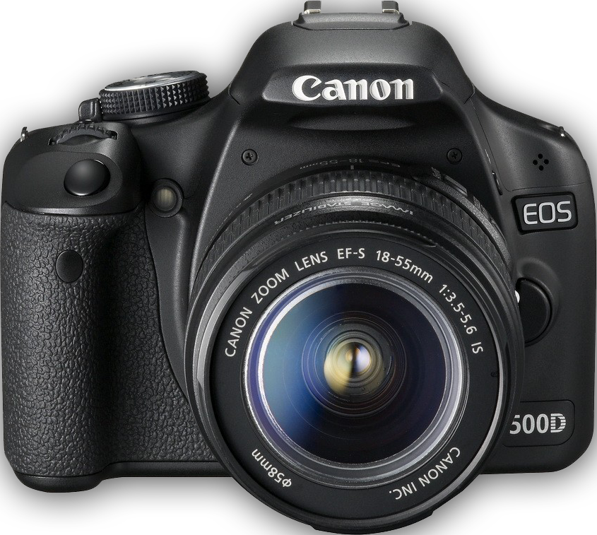 Canon Digital Camera Clipart PNG Image