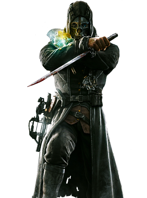 Dishonored Png Image PNG Image