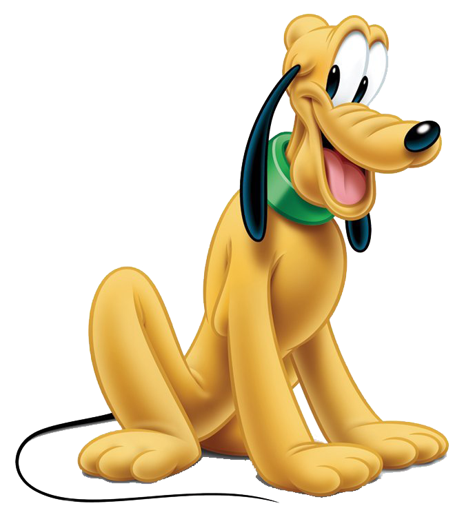 Pluto Picture PNG Image