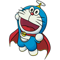 Doraemon Transparent Picture PNG Image