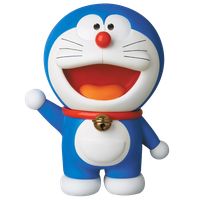 Doraemon Transparent Background PNG Image