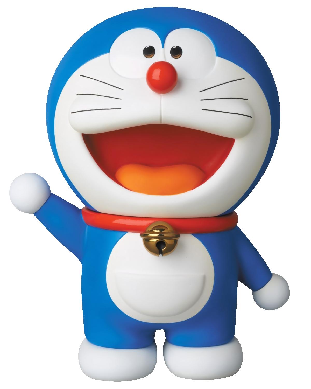 Doraemon Transparent Background PNG Image