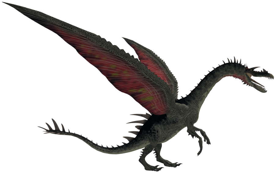 Flying Dragon Picture PNG Image