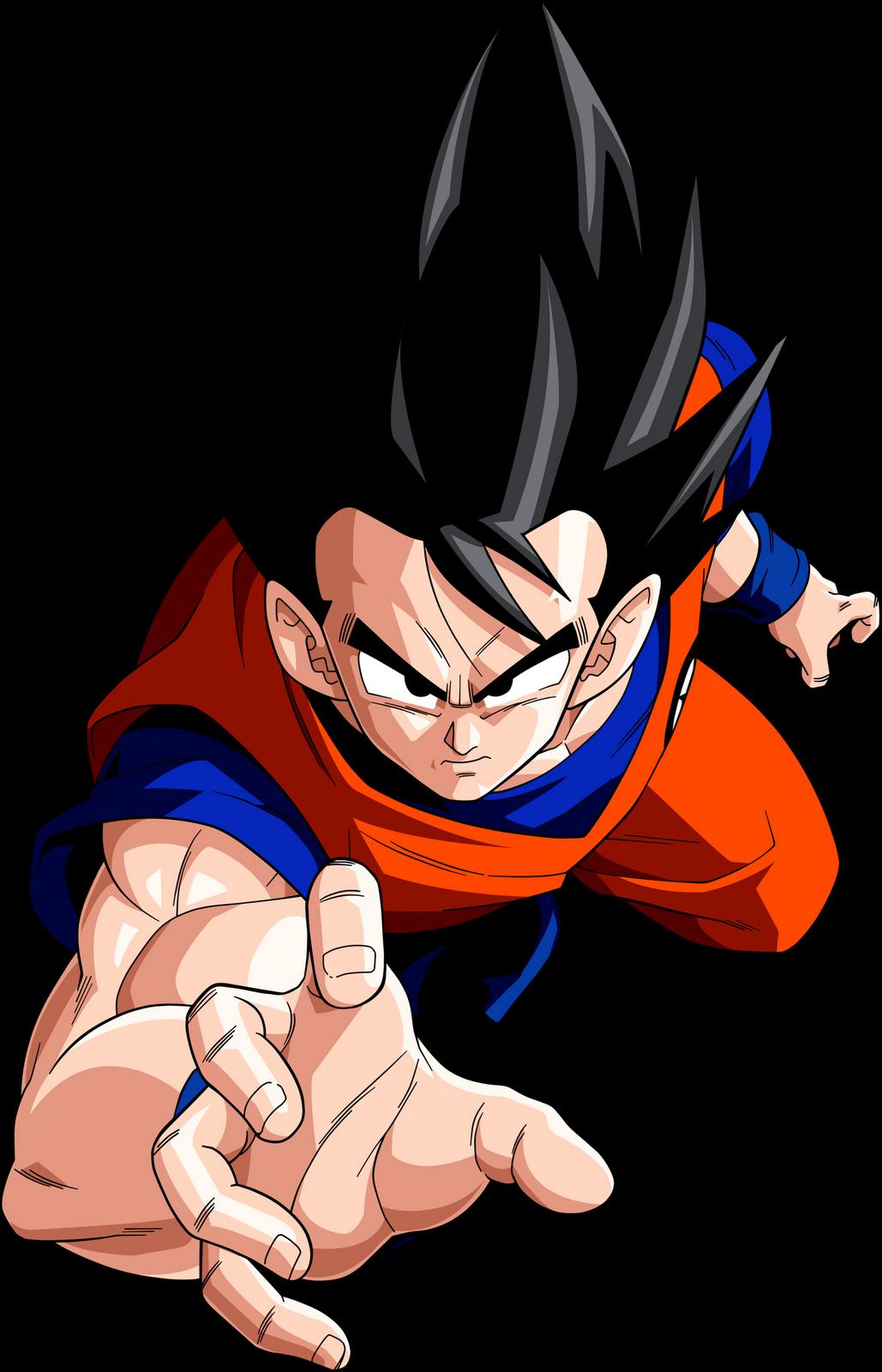 Download Dragon Ball Goku HQ PNG Image | FreePNGImg