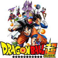 Dragon Ball Super Clipart PNG Image