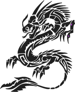 Dragon Tattoos Png Hd PNG Image