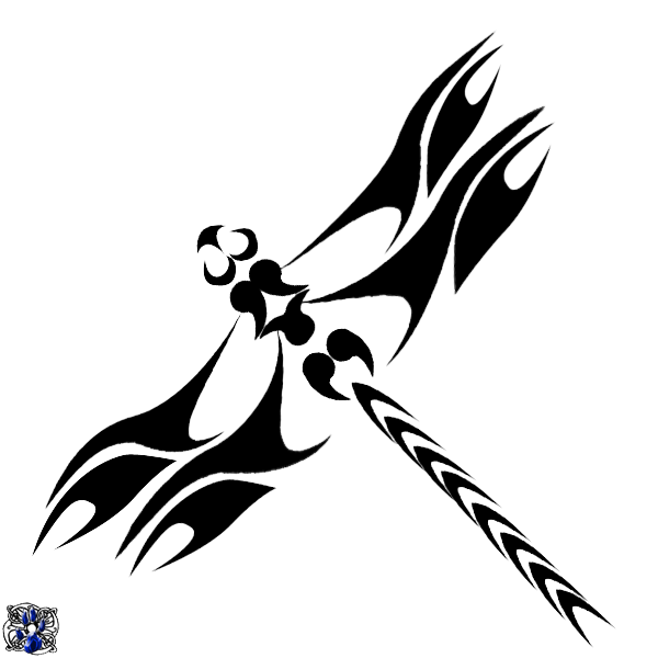 Dragonfly Tattoos Png Clipart PNG Image