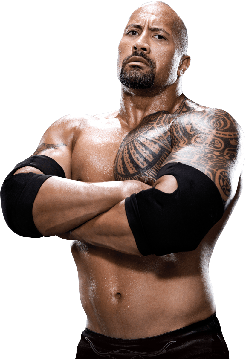 Dwayne Johnson Hd PNG Image
