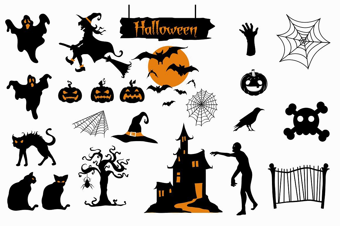 Halloween Elements Download HQ PNG PNG Image