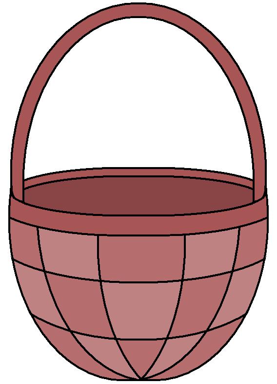 Download Empty Easter Basket Image HQ PNG Image   FreePNGImg