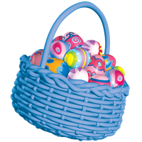 Easter Basket Photos PNG Image