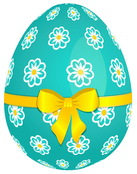 Easter Eggs Transparent PNG Image