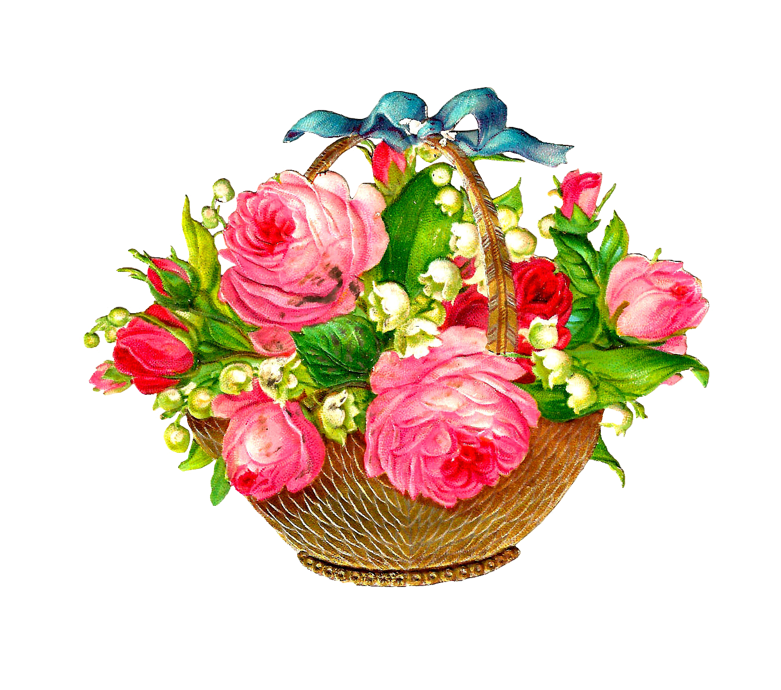 Easter Flower Png Hd PNG Image