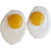Fried Eggs Png Image PNG Image