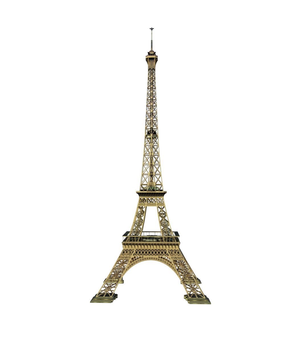 Eiffel Tower Picture PNG Image