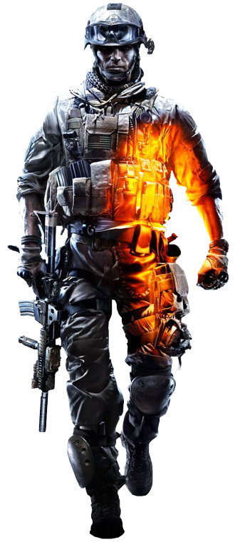 Battlefield Protective Equipment Personal Mercenary Play4Free PNG Image