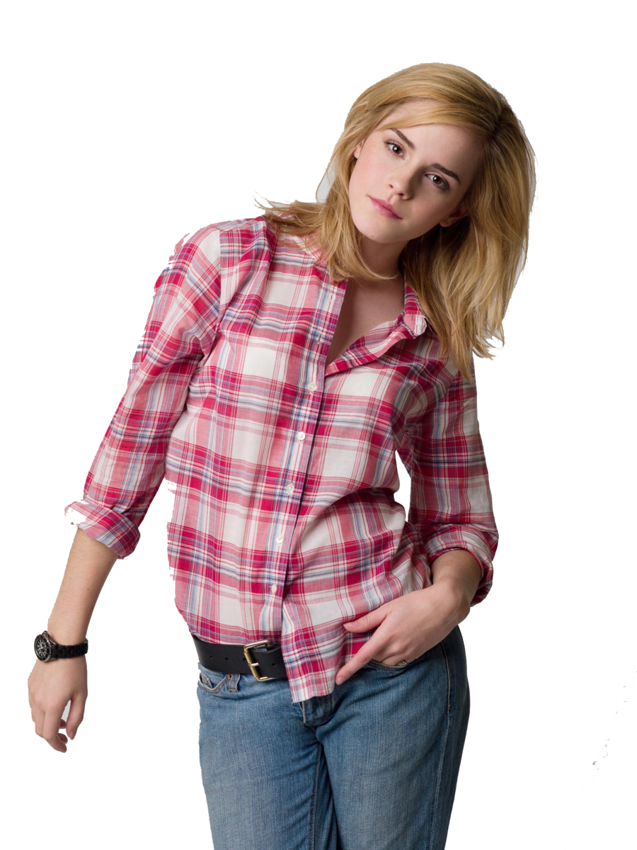 Emma Watson Clipart PNG Image