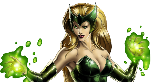 Enchantress Png Hd PNG Image