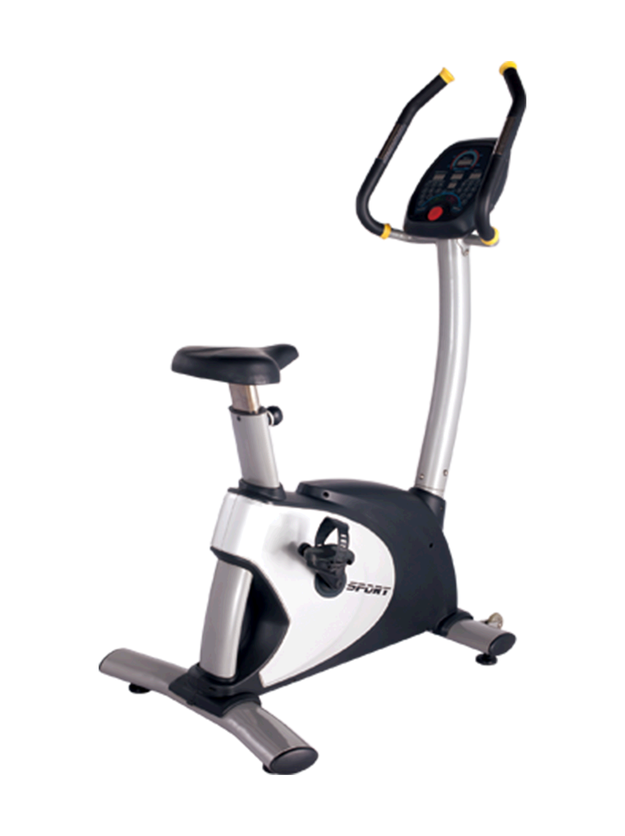 Exercise Bike Transparent PNG Image