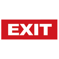 Exit Png PNG Image