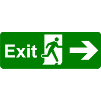 Exit Png Picture PNG Image