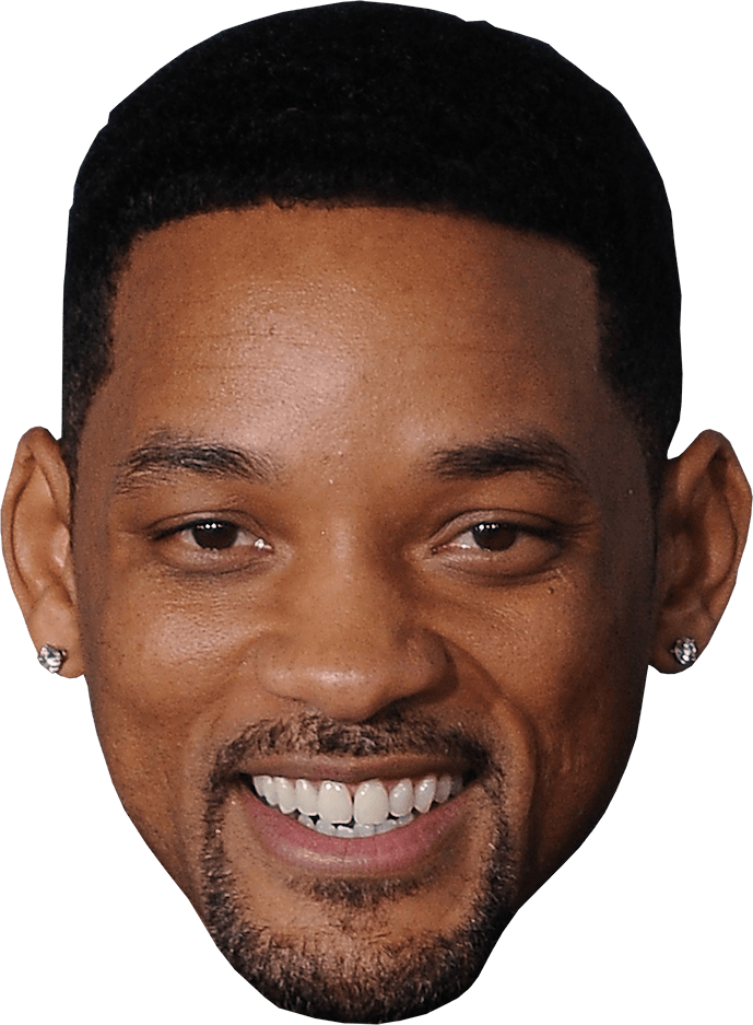 Will Smith Face Png Image PNG Image