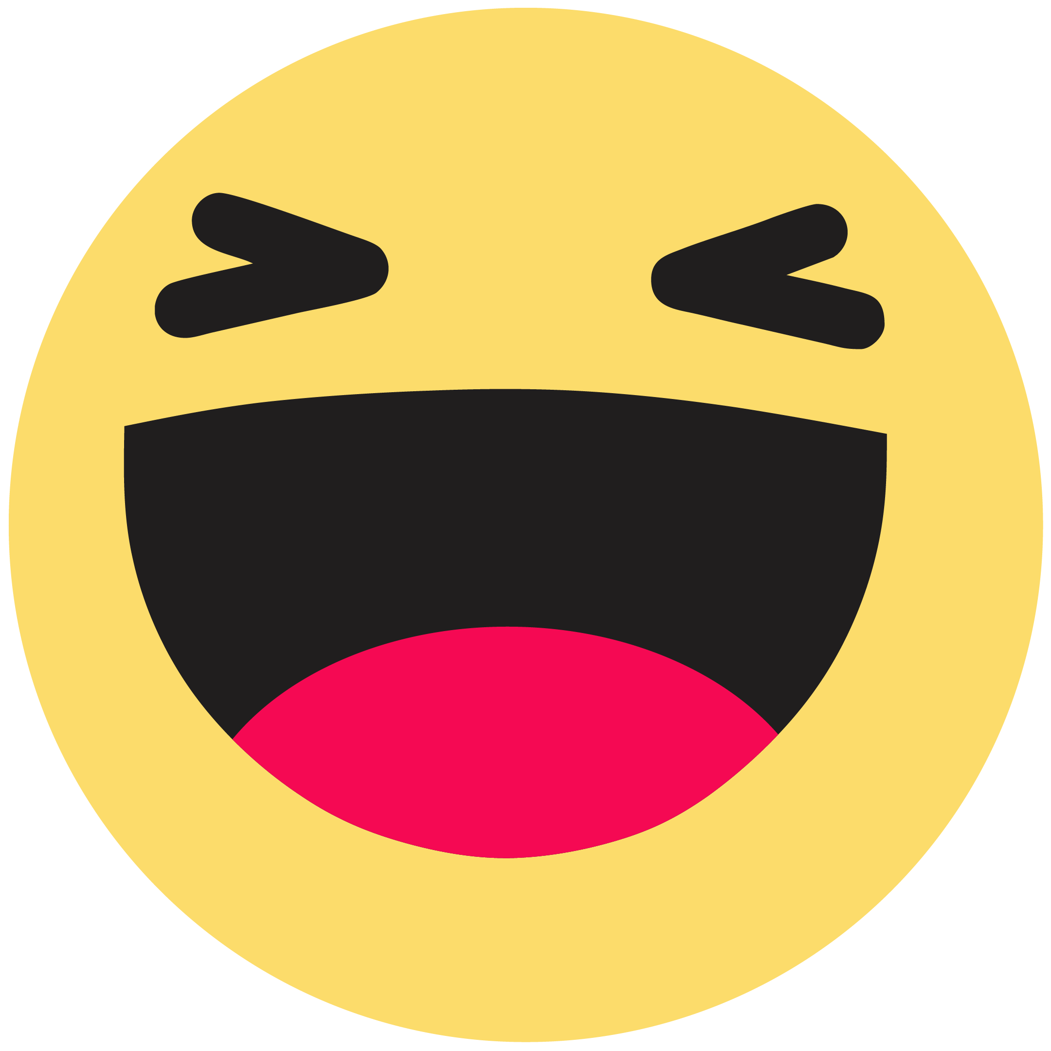 Emoticon Like Button Haha Facebook Emoji PNG Image