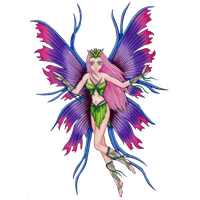 Fairy Tattoos Png Image PNG Image