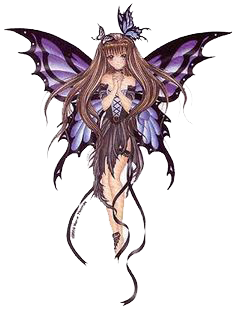 Fairy Tattoos Picture PNG Image
