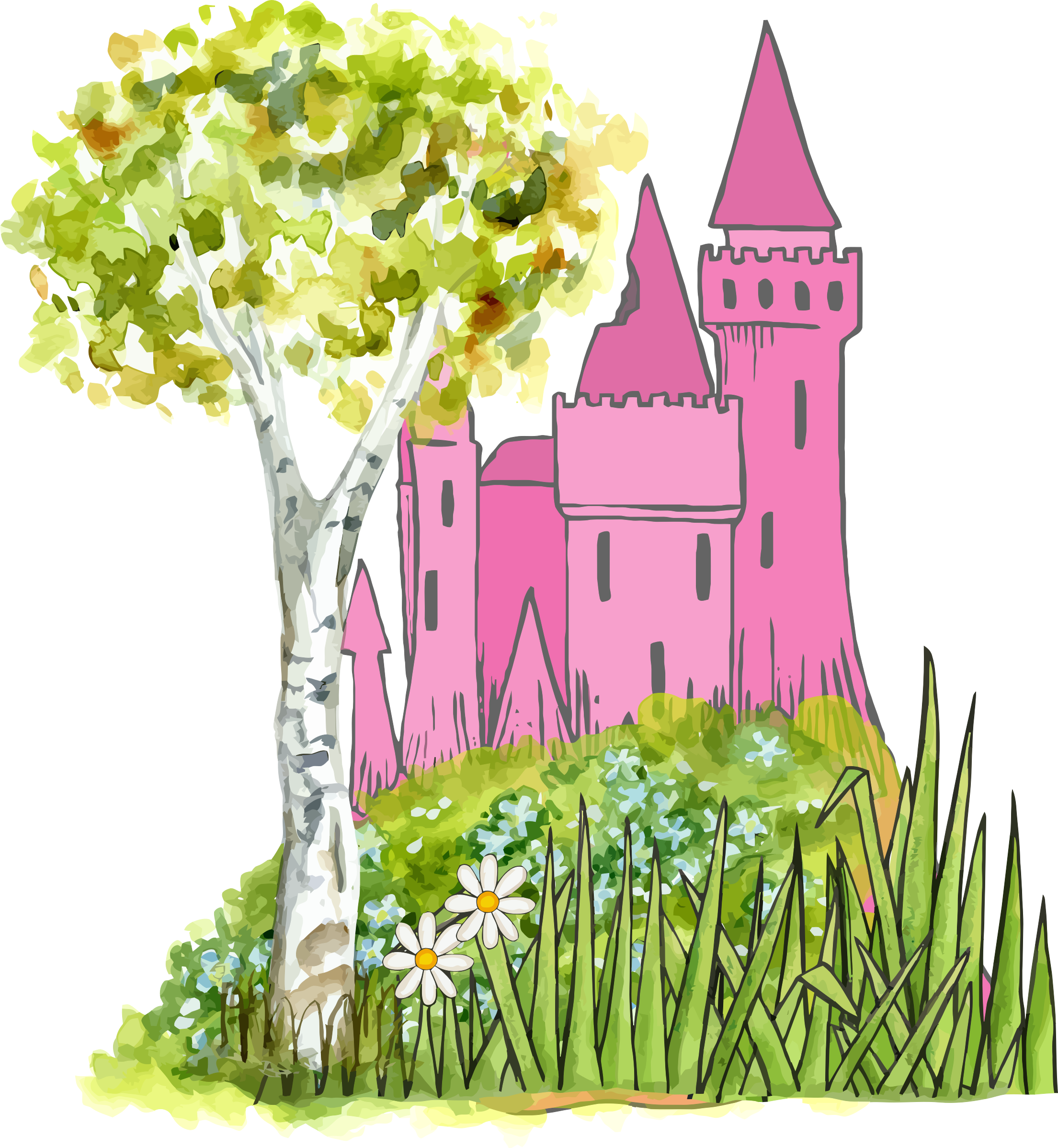Fairytale Png File PNG Image