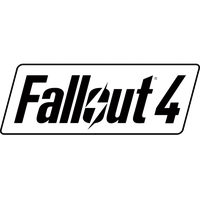 Fallout Logo Clipart PNG Image