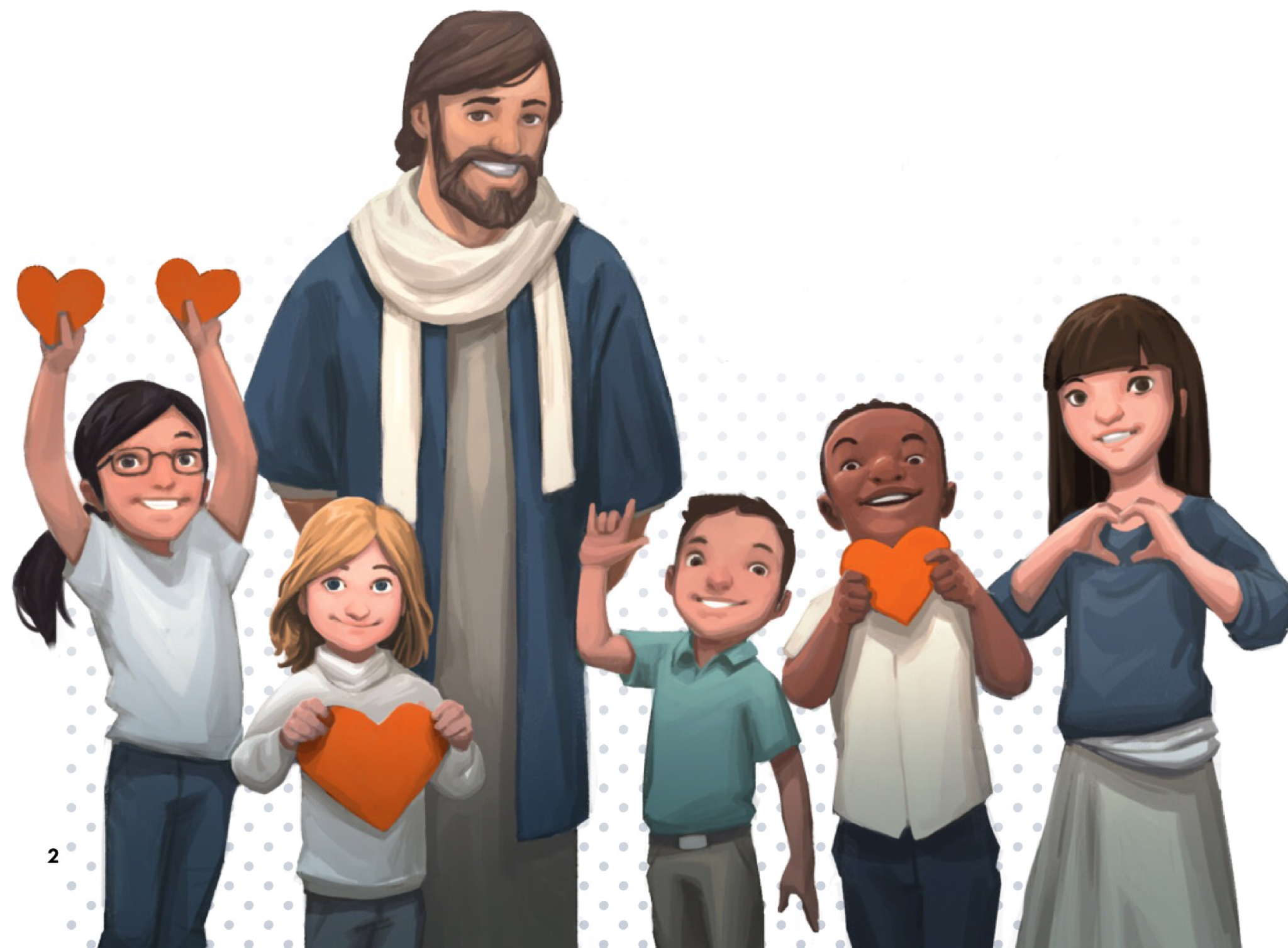 Christ Latter-Day Of Mormon Saints Jesus Book PNG Image