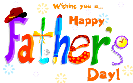 Fathers Day Transparent PNG Image