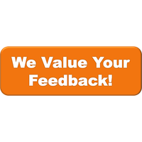 Feedback Button Image PNG Image