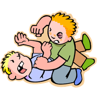 Fight Clipart PNG Image