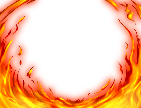 Real Fire File PNG Image