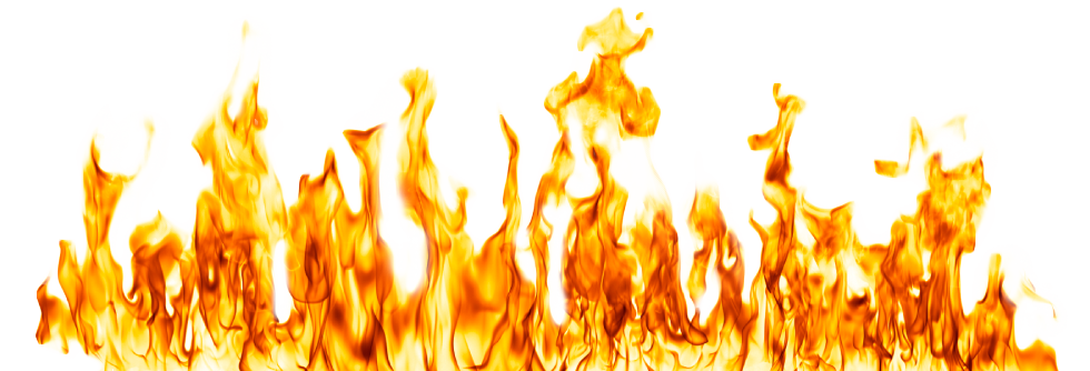 Fire Flame Transparent Background PNG Image