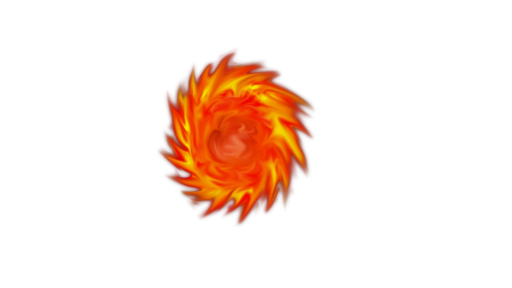 Fireball Transparent PNG Image