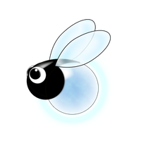 Firefly Clipart PNG Image