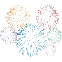 Fireworks Free Download Png PNG Image