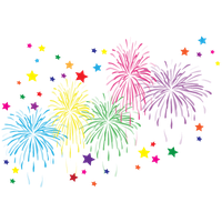 Fireworks Png Clipart PNG Image