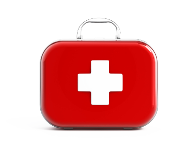 First Aid Kit Transparent Image PNG Image