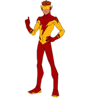 Kid Flash Free Download PNG Image
