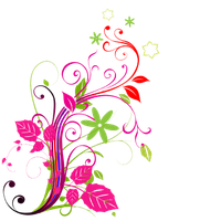 Abstract Flower Free Png Image PNG Image