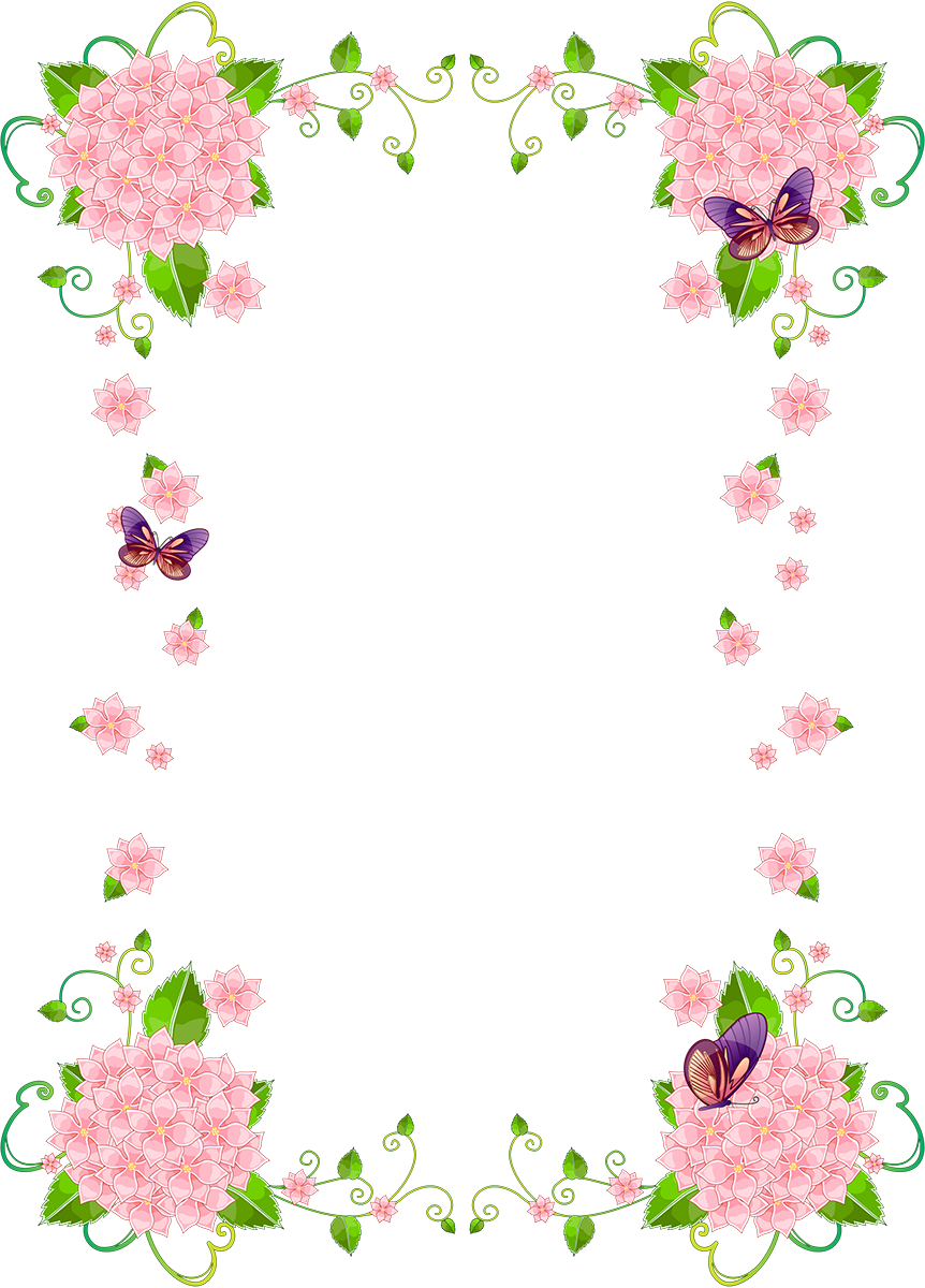 Floral Flower Design Vector Graphics PNG Image High Quality PNG Image