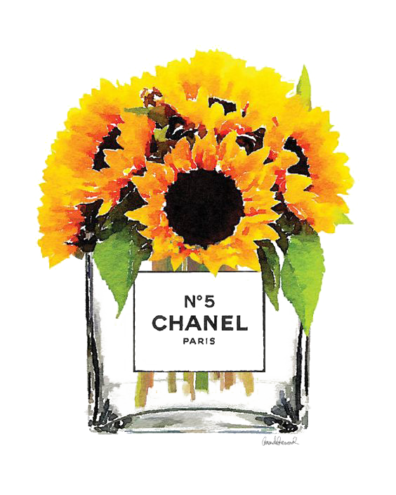 Flower Sunflower Bouquet Photography Common Chanel Stock PNG Image