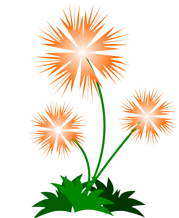 Abstract Flower Png Picture PNG Image