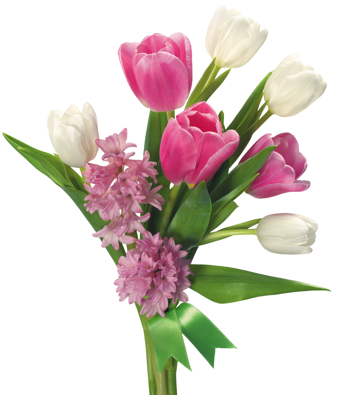 Pink Roses Flowers Bouquet Hd PNG Image