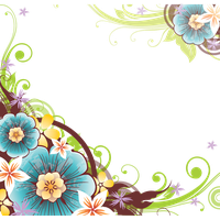 Flowers Vectors Png Picture PNG Image